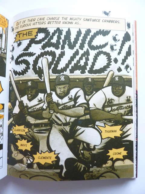 21: The Story of Roberto Clemente by Wilfred Santiago - page