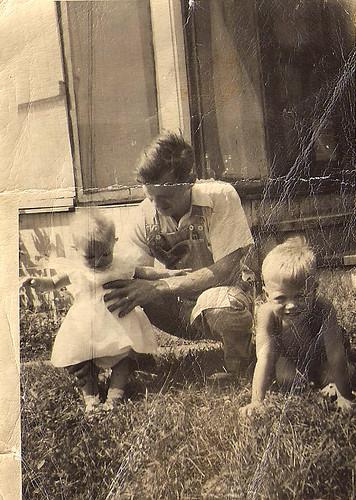 Suzan, Ben Jr, John 1947
