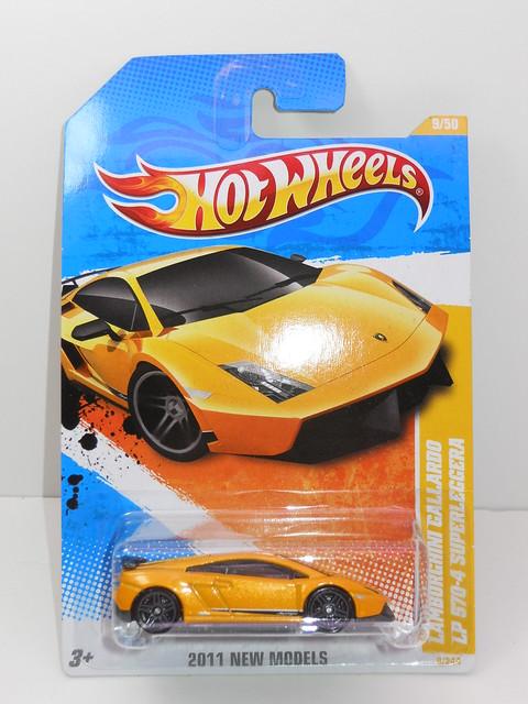 hot wheels lamborghini gallardo lp 570-4 superleggera orange (1)
