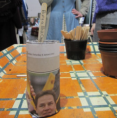 Bury a Nick Clegg