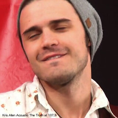 Kris Allen The Truth adorable cute screen capture