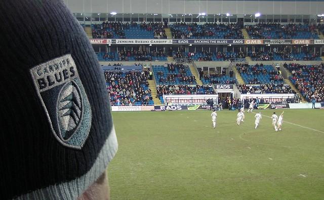 Cardiff Blues v Leinster