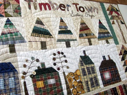 Timber Town Sisters OR by Phyllis Dickenson