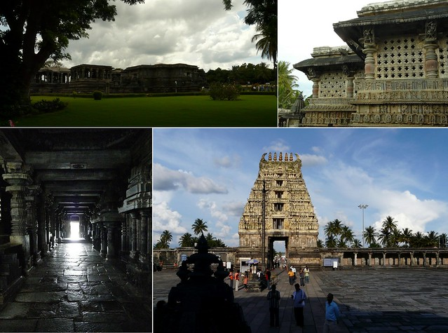 Hoysala postcard