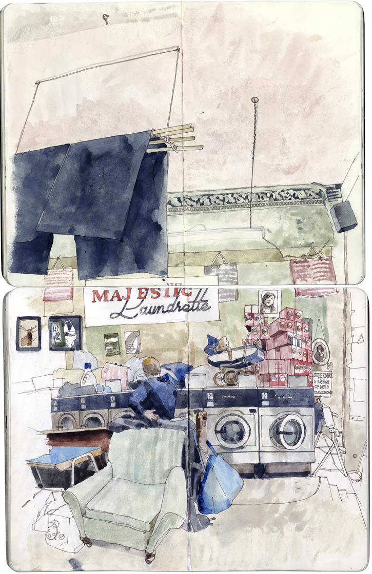 Majestic Laundrette