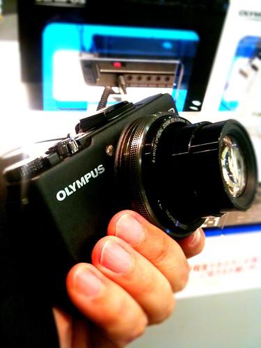 Olxmpus XZ-1