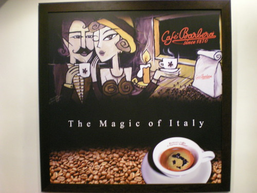 Cafe Barbera KLIA 2
