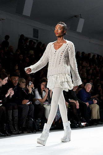 New York Fashion Week Fall 2011 - Nanette Lapore 5