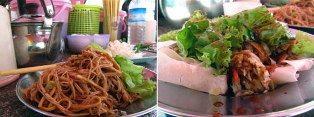 Burmes Noodles