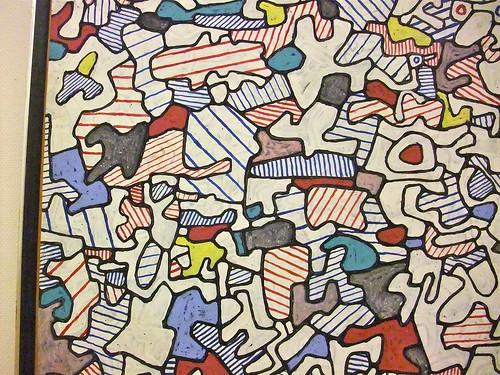 """Jean Dubuffet: """"Epokhê"""" (1965)"""