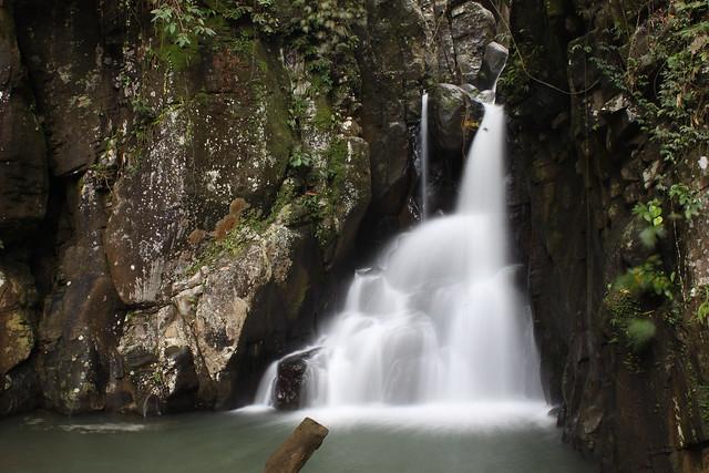 2nd waterfalls at Mambukal Resort