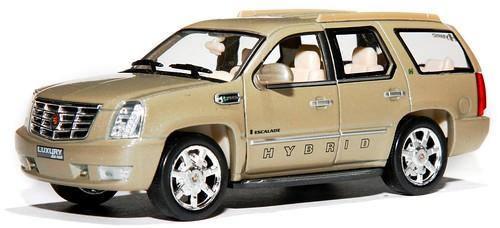 Luxury Escalade Hybrid