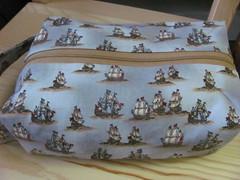 ships bag - outer