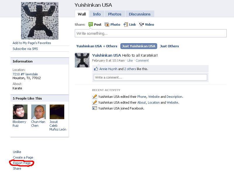 Yuishinkan USA | Goju-Ryu Karate school  Yuishinkan USA ...