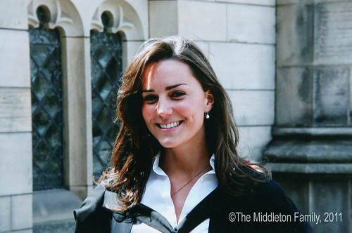 Catherine Middleton - family photographs