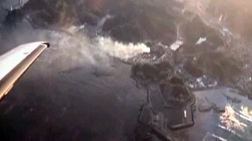 plant japan march earthquake nuclear tsunami radioactive sendai rods meltdown fukushima alert hydrogen 2011