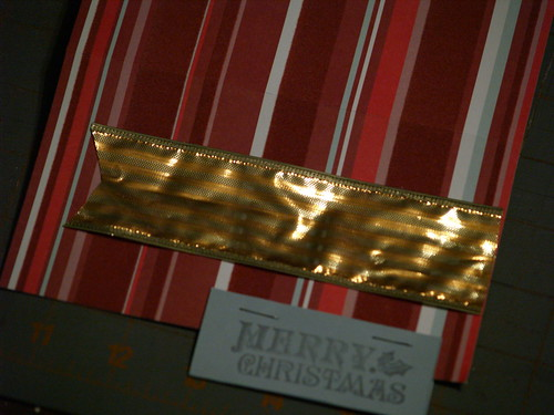 2011 Christmas Cards Step 3