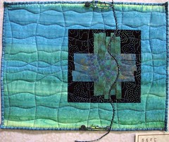 Lagoon, May Gallery Exhibit @Quiltworks