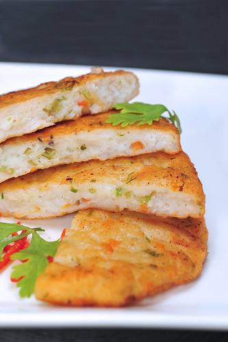 Thai-styled Fish Cakes 泰式鱼饼