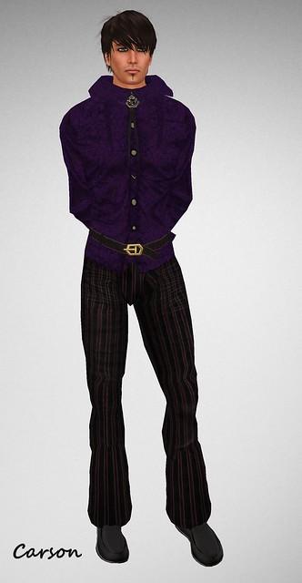 MENstuff Hunt #10 HARDWEAR Bewildered Outfit