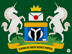 Royal Coat of Arms of Nigeria