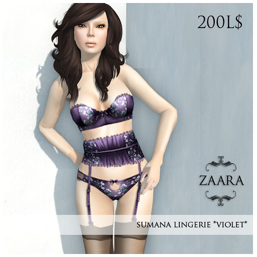 Zaara : Sumana Lingerie RFL edition
