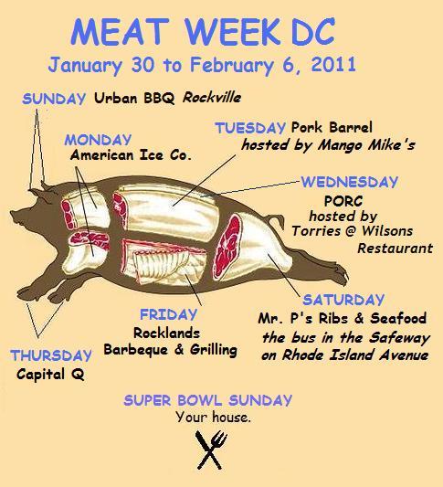 Meat Week DC 2011