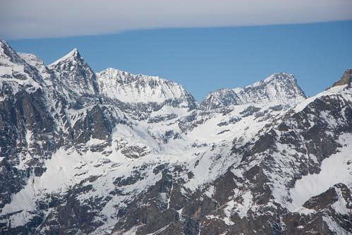 Panorama su P.ta Arnas e Bessa