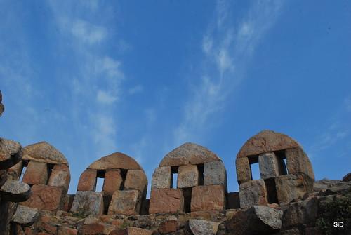 Ruins of Tughlakabad