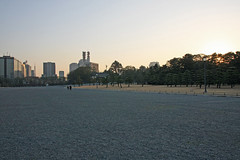 皇居外苑・皇居前広場(The Outer Garden of Tokyo Imperial Palace)