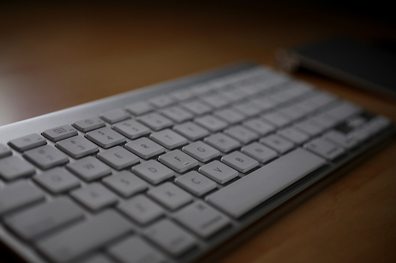 Keyboard Trackpad