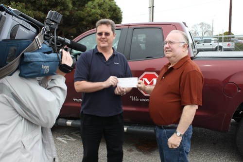 $1000 to Red Cross Japan Relief Fund