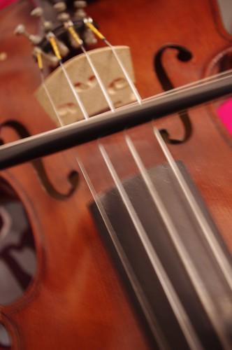 01.24.2011 Violin Practice