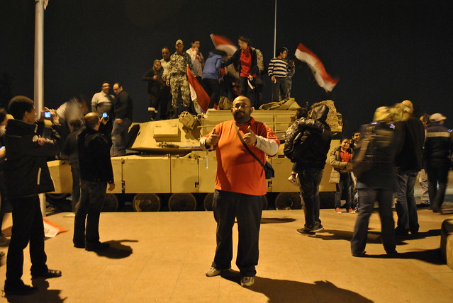 Egypt: One Happy Nation.