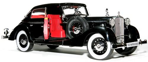 Signature Maybach SW38 1937