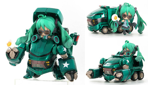 09 - Nendoroid Hatsune Miku Orchestra: Absolute Mobile Suit Edition (repost)