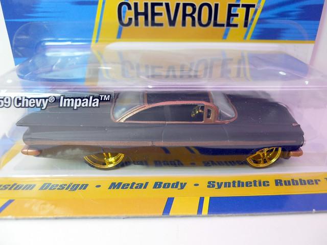 hot wheels custom design '59 chevy impala (2)