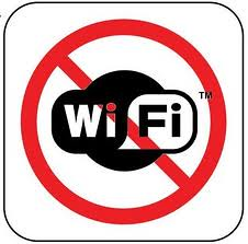 No al WiFi