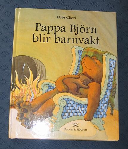 Debi Gliori, Pappa Björn blir barnvakt