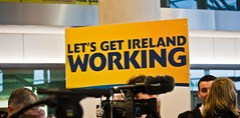 Fine Gael - Let's Get Ireland Working