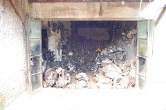 Warehouse of Spare Parts