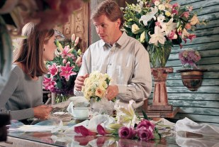 Consultation with your Wedding Florist
