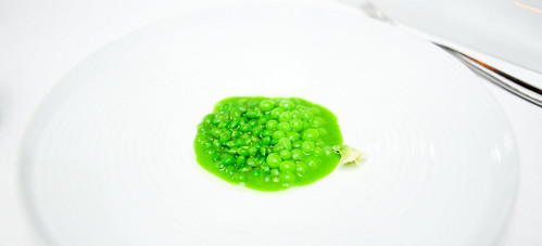 29th Course: Double-Shucked and Alginate Peas