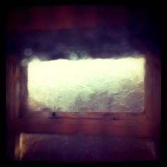 blurred vision.