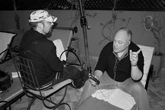 Pete Cogle interviews the Talking Dog