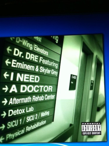 Dr. Dre I Need a Doctor (feat. Eminem & Skylar Grey)