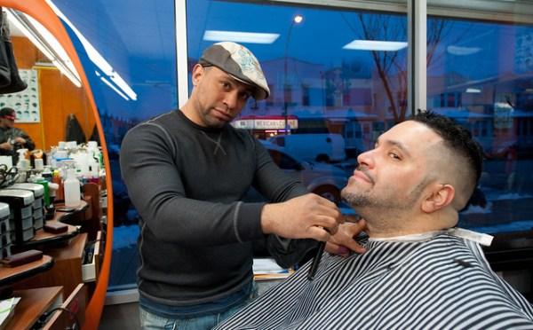 Ariel, Chuchu Barber Shop: Jamaica Queens
