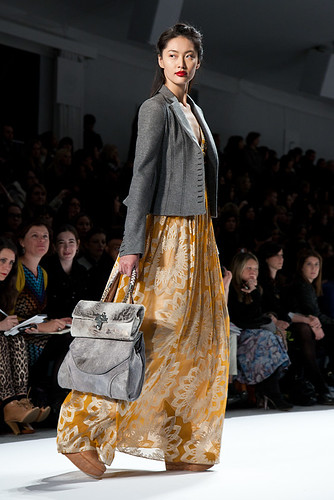 New York Fashion Week Fall 2011 - Nanette Lapore 20