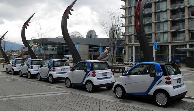 car2go Vancouver