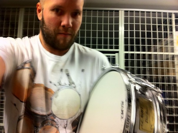 Found my never used snare drum